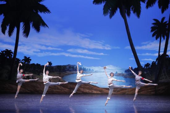 芭蕾舞剧《红色娘子军》厦门站