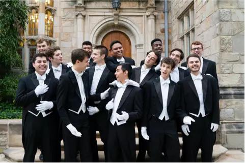 威芬普夫斯阿卡贝拉合唱团成都音乐会