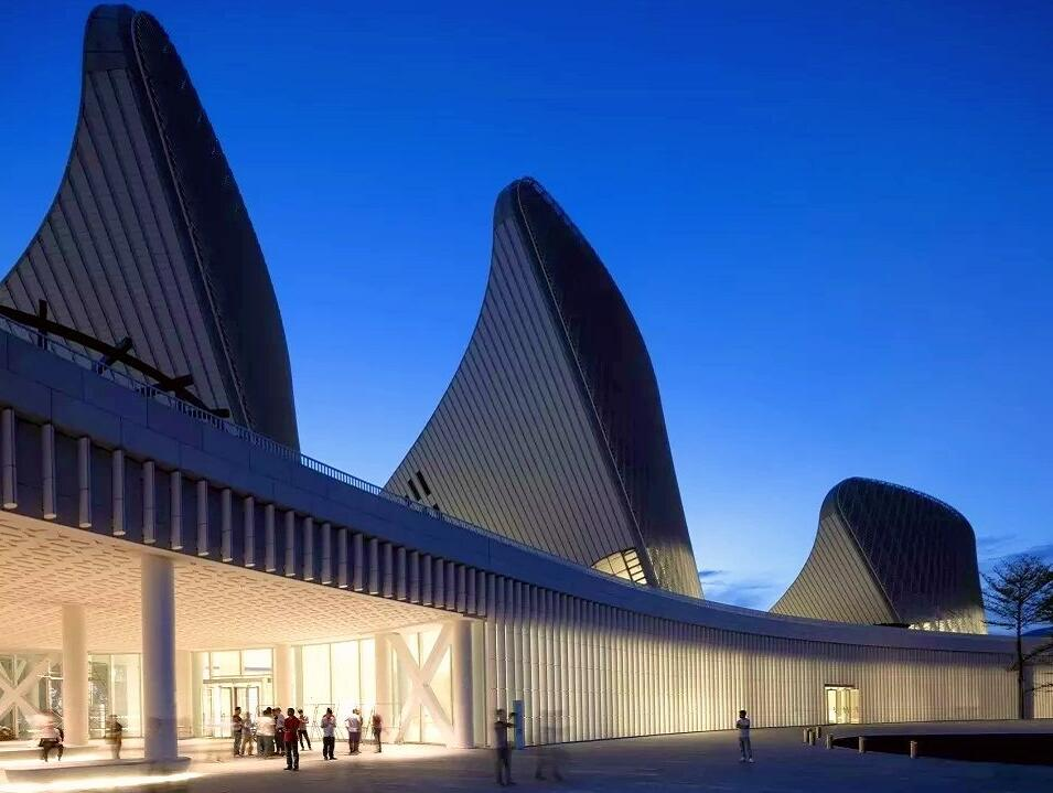 福州海峡文化艺术中心歌剧厅