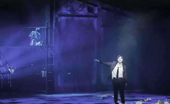 宁波音乐剧献给阿尔吉侬的花束