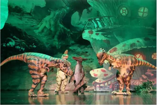 《侏罗纪时代》武汉演出门票