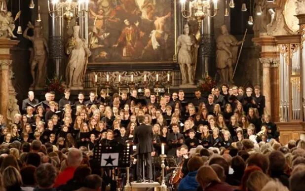 2020德国巴伐利亚童声合唱团音乐会佛山站