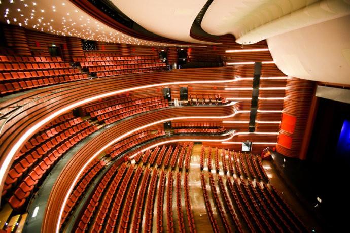 沈阳盛京大剧院歌剧厅