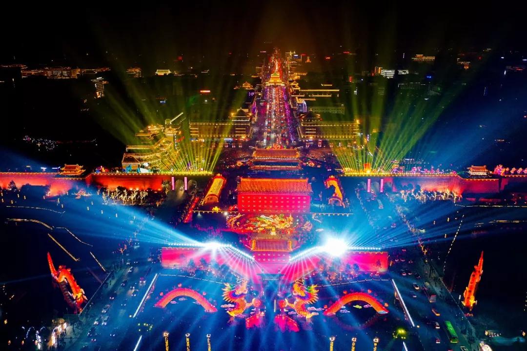 2020西安城墙新春灯会详情介绍、必去理由及游玩攻略