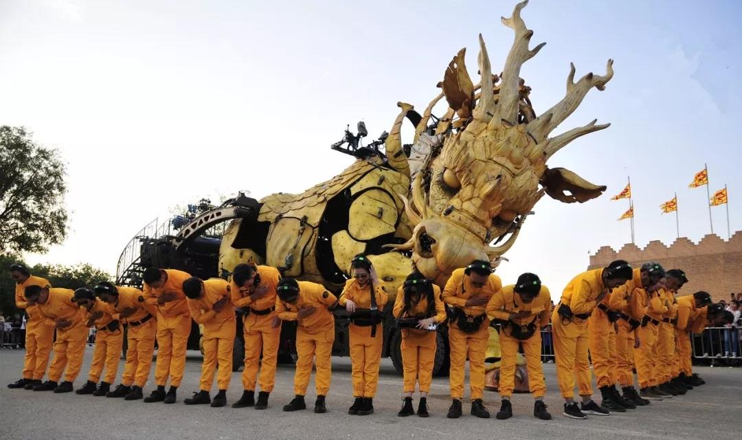 珠海长隆龙马大巡游华南首展,史诗巨作《龙秀》焕新登场