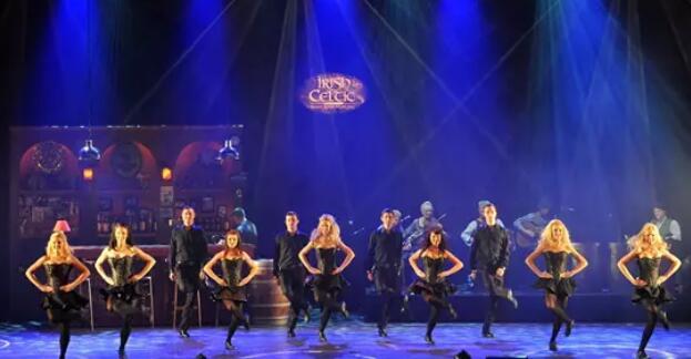 2020踢踏舞剧《爱尔兰传奇》佛山站