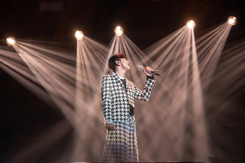 林俊杰北京演唱会