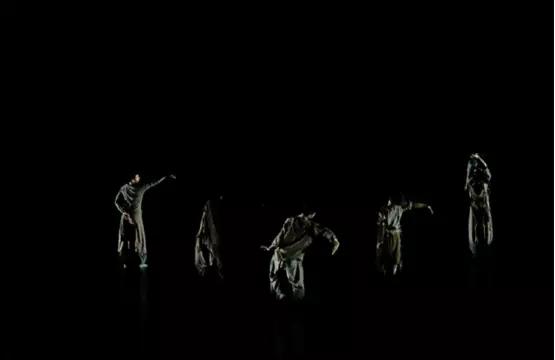 涪陵舞剧《流浪Nomadic》