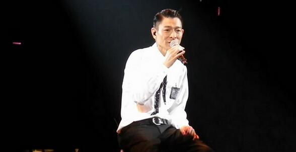 刘德华惠州演唱会2020