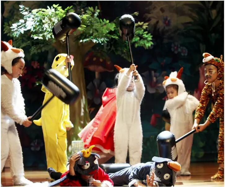 《小红帽》滨州演出门票