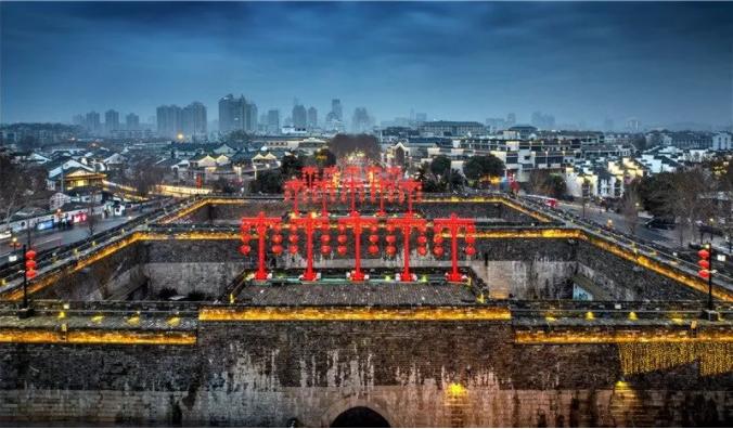 2020南京城墙灯会演出时间表(持续更新)