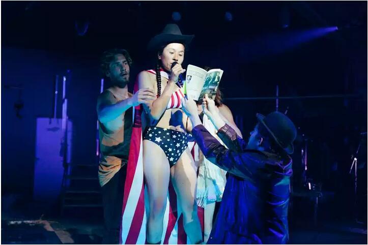 《牛仔很忙》上海演出门票