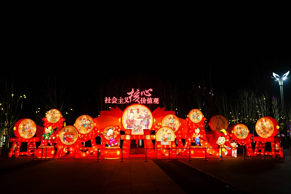 郑州园博园新年活动,郑州园博园活动表演表