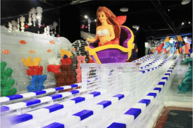 2020郑州冰雪城堡门票,冰雪城堡票价