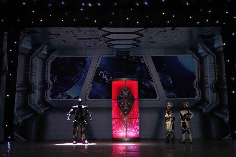 2020亲子舞台剧《冲吧!汽车人》杭州站
