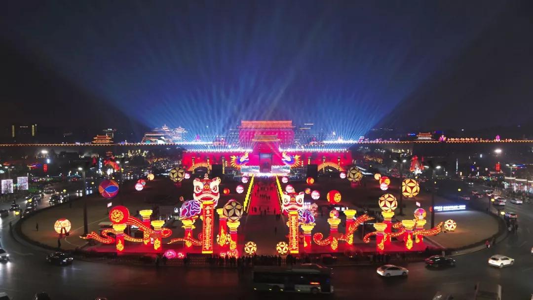 2020西安城墙灯会优惠票及门票预定