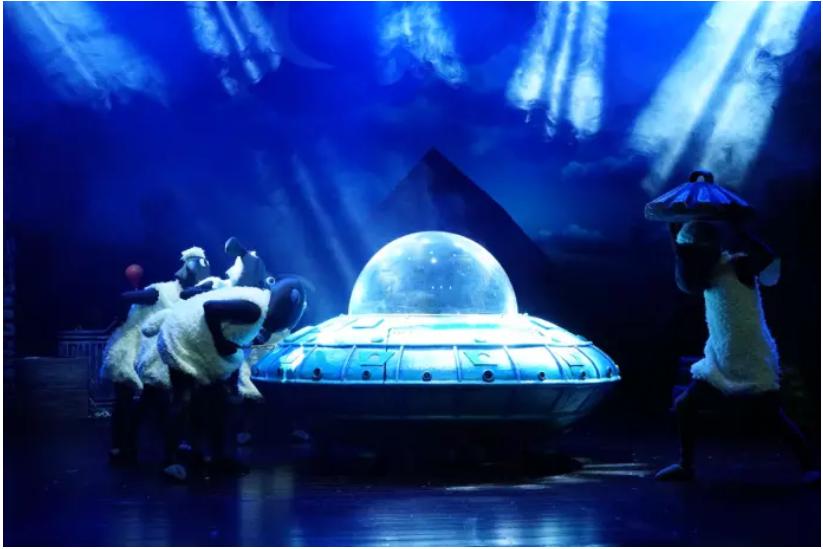 《小羊肖恩2之外星�砜汀粪�州演出�T票