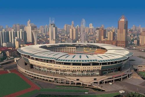 长沙贺龙体育中心