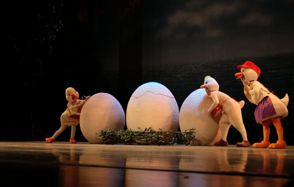 2020经典成长童话《丑小鸭》宁波站演出详情、演出亮点