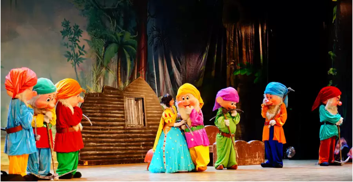 《新白雪公主与七个小矮人》广州演出门票