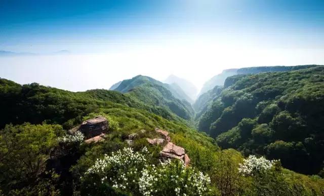 洛阳黛眉山风景区旅游攻略及最佳游览路线