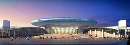 新疆国际会展中心