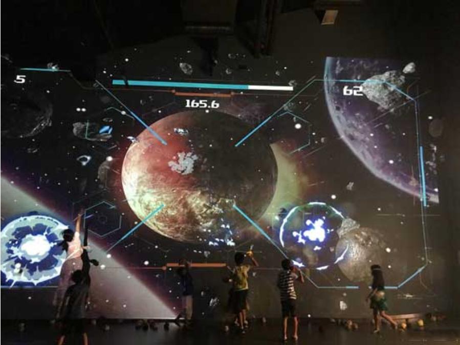 深圳Skyland未来科技馆