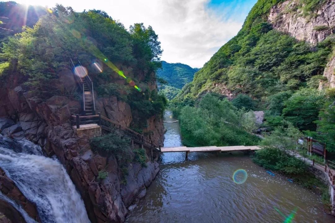 豫西大峡谷旅游攻略(地址+开放时间+票价)