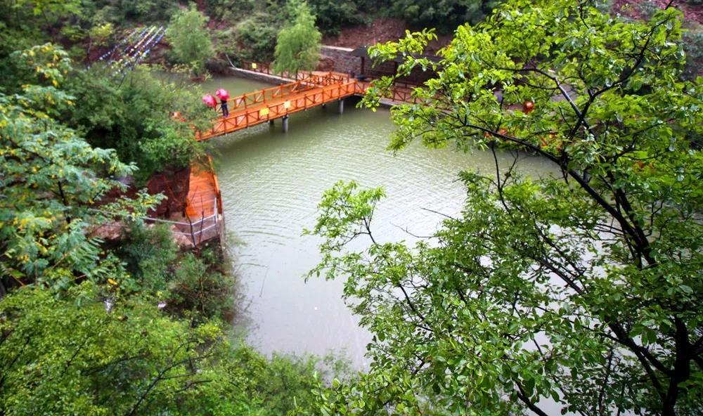 大熊山仙人谷游玩攻略,景區介紹,好玩嗎