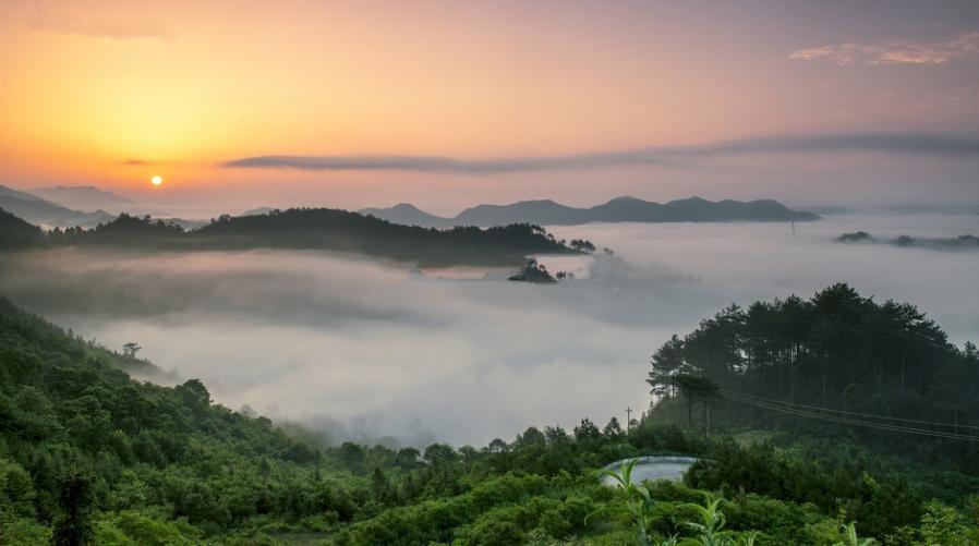 大熊山国家森林公园游玩攻略及美景推荐