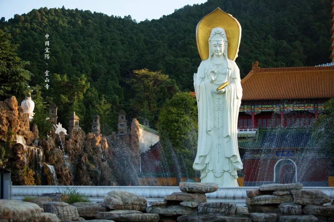 如此神秘?洛阳灵山寺有四大奇观,你知道是哪些吗?