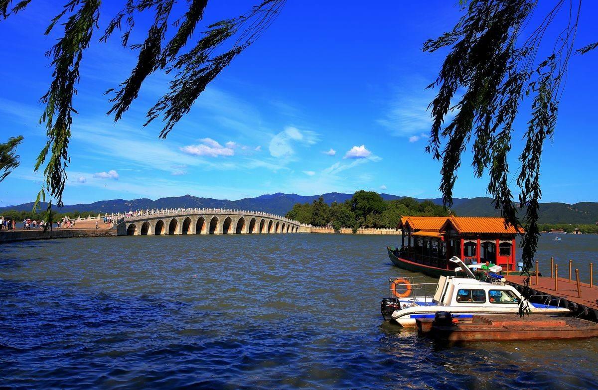 北京颐和园一日游攻略及游览线路推荐