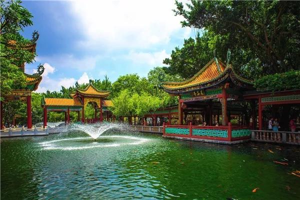 广州宝墨园游玩攻略、游客评价及交通指南