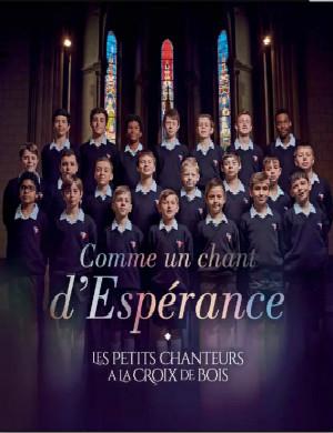巴黎男童合唱团淄博音乐会