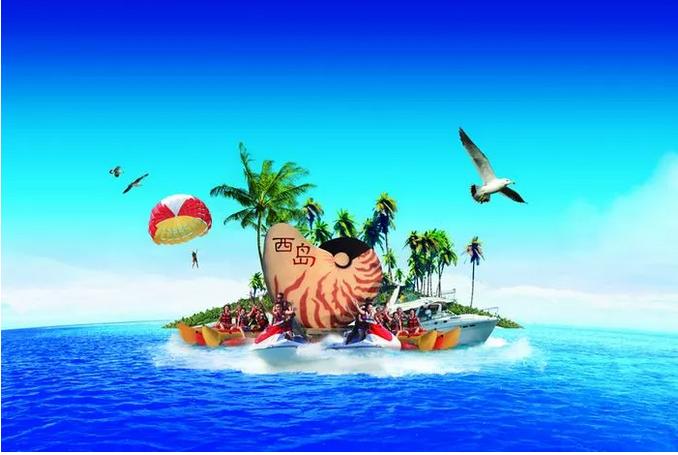 三亚西岛旅游区游玩攻略及必玩景点