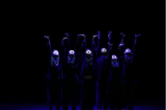 2020舞剧《流浪》宁波站时间、地点、门票价格