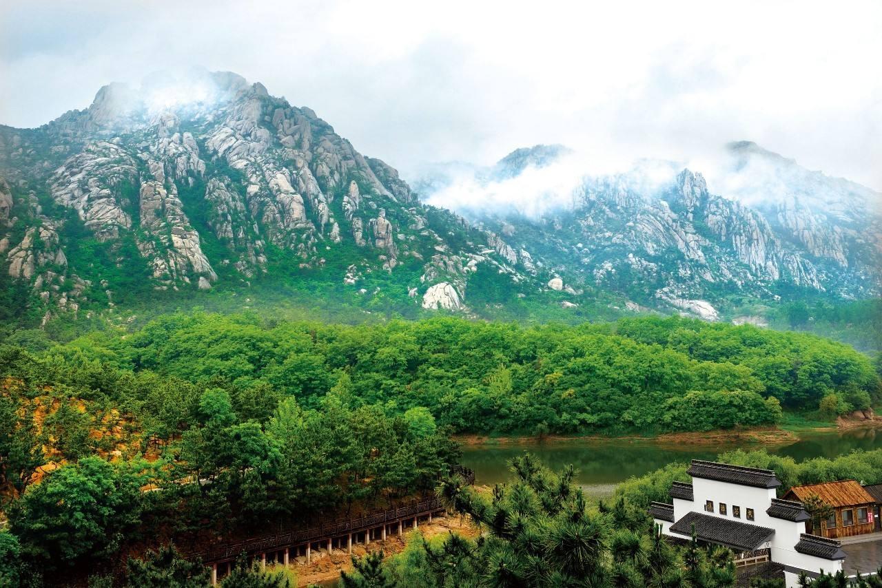 花开时节,重启美好,大珠山风景区将于3月24日起恢复开放!