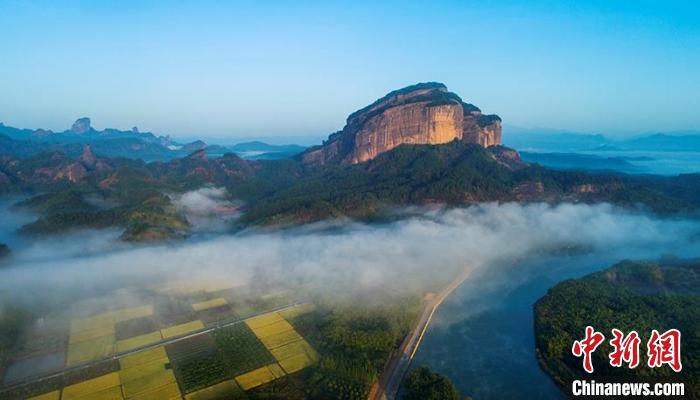 世界自然遗产——丹霞山风景区将于28日起恢复对外开放