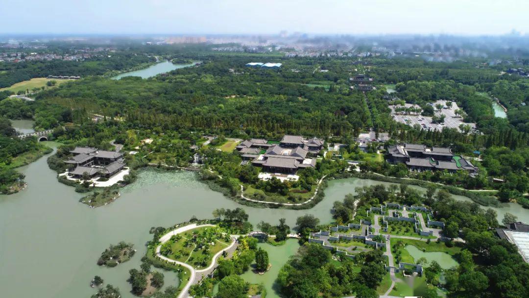 扬州瘦西湖温泉度假酒店:一夜读懂扬州古城的盎然