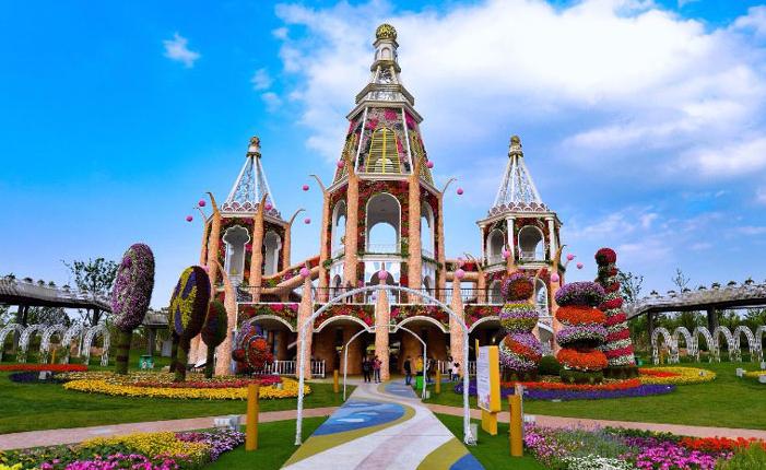 上海浦江郊野公园奇迹花园在哪?门票多少钱?