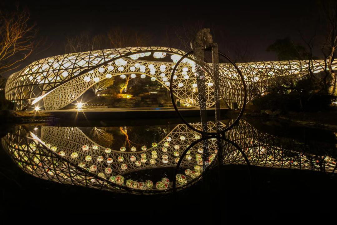 郑州园博园夜场将于2020年4月9日至5月5日开放