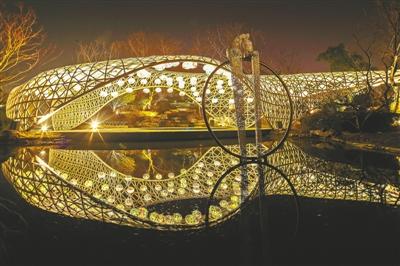 郑州园博园将推出夜场赏灯活动