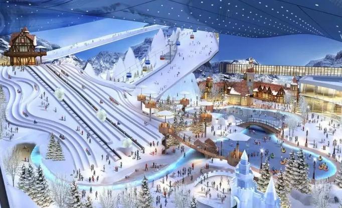广州融创雪世界地址在哪?门票多少钱?