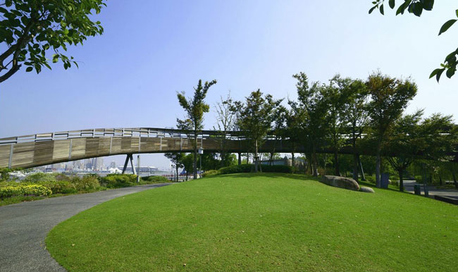 世博后滩公园