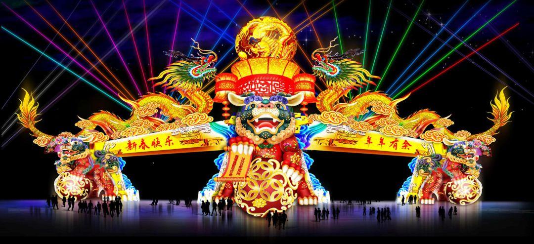 2020郑州园博园灯展时间、门票及游玩攻略