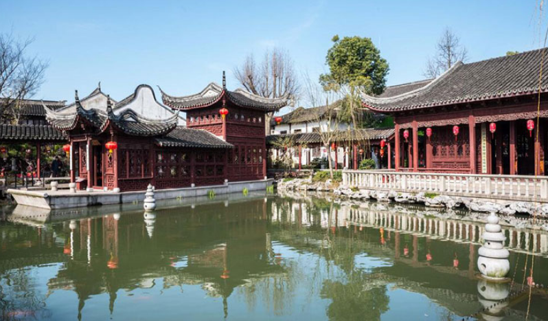 上海南翔檀园介绍、门票购票