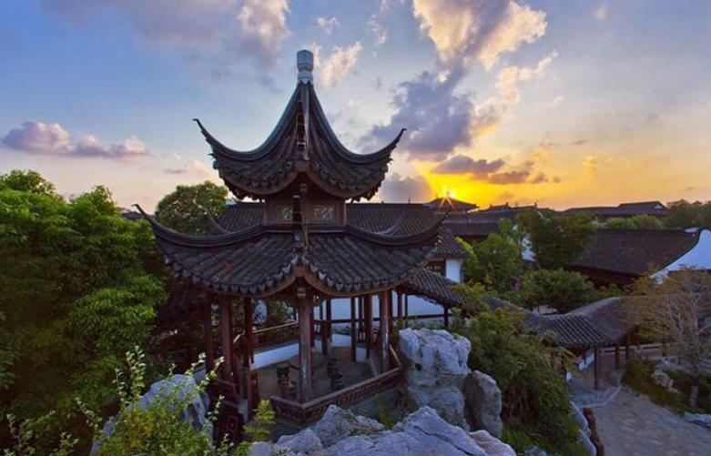上海南翔檀园景区详情、交通介绍