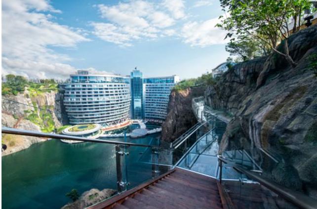上海深坑秘境主题乐园怎么去?上海深坑秘境主题乐园交通路线