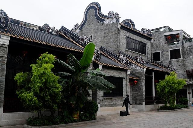 广州被隐藏的古镇,极受本地人欢迎,却很少有外地游客来此