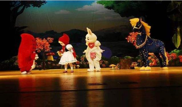 人偶剧《小红帽》广州站